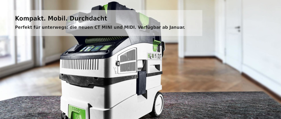 Festool CT MINI MIDI