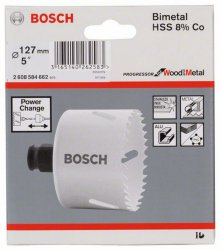 Bosch Lochs�ge Progressor for Wood and Metal PC 127mm (2608584662)