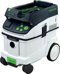 Festool Absaugmobile CLEANTEC CTM 36 AC 584035