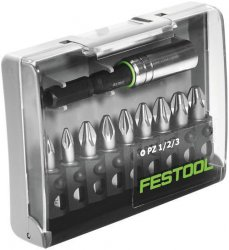 Festool Bit Box POZIDRIV plus BH 60 CE 493260