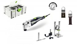 Festool Oszillierer VECTURO OS 400 EQ-Set im Systainer 563001
