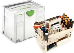 Festool SYSTAINER T LOC SYS HWZ leer 497658