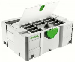 Festool Systainer T Loc Sys 3 TL DF 498390