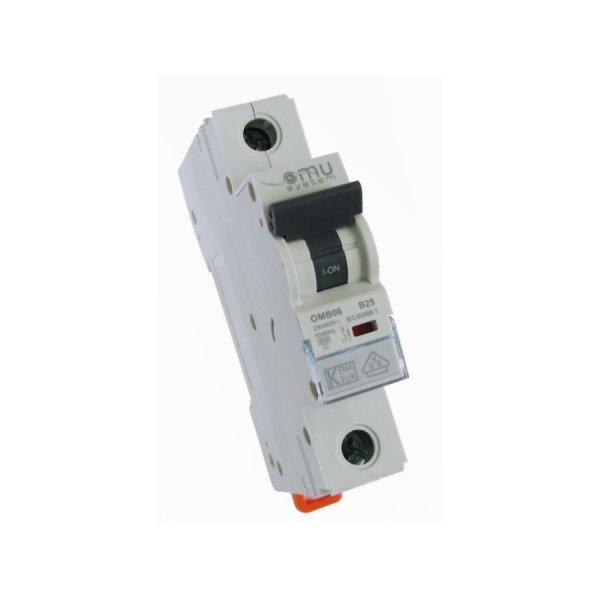 Leitungsschutzschalter LS-Schalter Sicherungsautomat C16A , 6kA