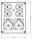 Baustromverteiler Wandverteiler 2 x CEE400V/ 32A  & 4 x 230V/16A mit Thermoschalter / Feinsicherung