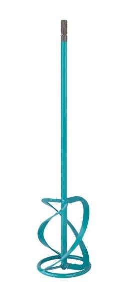 Collomix Rührer MK 120 HF mit HEXAFIX® Kupplung für Xo 1 HF Mischer Quirl Mixer