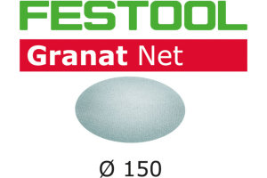 Festool Netzschleifmittel STF D150 P180 GR NET/50 Granat Net