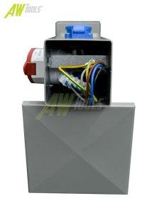Baustromverteiler Steckdosensäule 1 x CEE16A + 5 x...