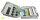 Baustromverteiler / Wandverteiler 1  x CEE16A/400V + 6 x 230V/16A verdrahtet + LEGRAND LS