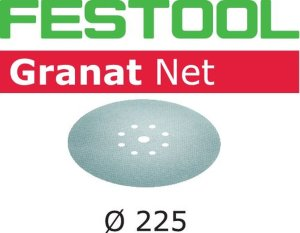 Festool Netzschleifmittel STF D225 P400 GR NET/25 Granat Net