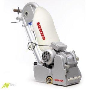 MENZER Bandschleifmaschine Parkettschleifmaschine Bandschleifer BSM 750E 2200W 200mm Walze
