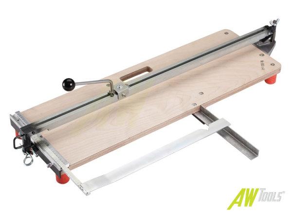 Fliesenschneidmaschine HUFA Profi L1000xD20mm mit Brechvorrichtung HUFA