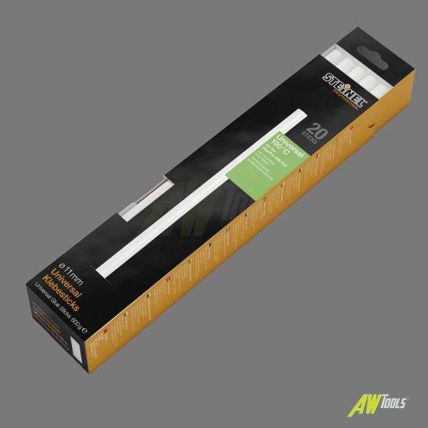 Klebesticks Ø 11 mm Universal für Klebepistole GluePRO 300 + GluePRO 400 LCD