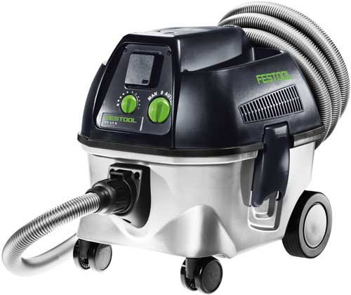 Festool Absaugmobil CT 17 E-Set BA CLEANTEC