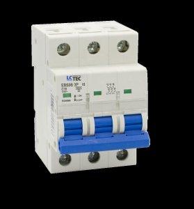 3-poliger Leitungsschutzschalter LS-Schalter...