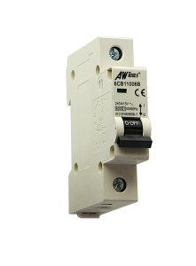 Sicherung Leitungsschutzschalter LS B6A Automat Schalter...