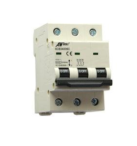 Sicherung Leitungsschutzschalter LS C6A Automat Schalter...