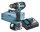 Makita Akku-Bohrschrauber DDF484RF1J, 1x Akku 18V/3,0 Ah, Ladegerät, MAKPAC