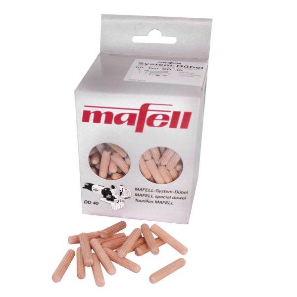 Mafell Systemdübel 10x40 mm 100 Stk verpackt 802020