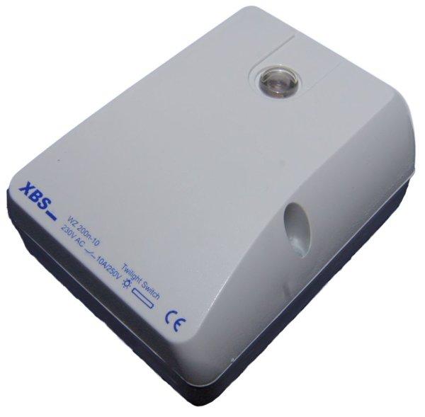 Dämmerungsschalter Dämmerungssensor WZ200n-10/230V AC Aufputz-Montage im Außenbereich IP54