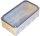 ELO-210A  Verteilerkasten Industriegehäuse Leergehäuse Verteilergehäuse Klarsichtdeckel IP67 210 x 110 x70