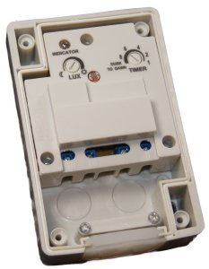 WZ100n Dämmerungsschalter Dämmerungssensor 230V AC Aufputz-Montage IP44