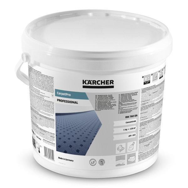 Kärcher CarpetPro Teppich- und Polsterreinigungspulver RM 760 Pulver 10kg (6.295-847.0)