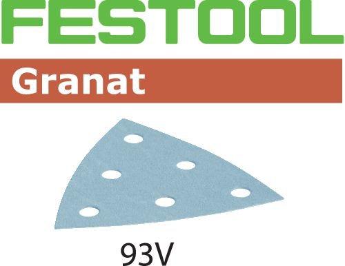Festool Schleifblätter STF V93/6 P220 GR /100 Granat